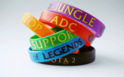 Wristbands with Logo